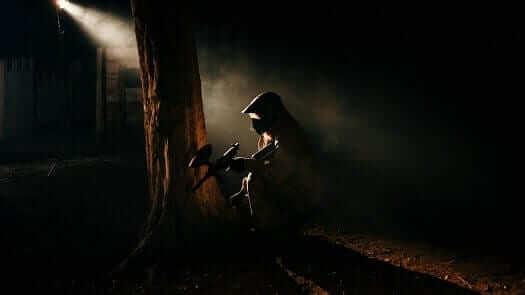 Ночной Пейнтбол